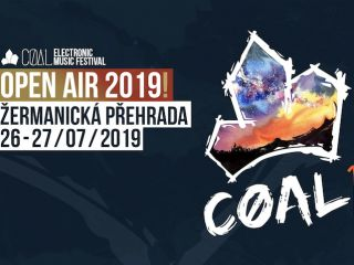 Coal Open Air Festival 27. 7. 2019